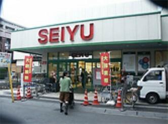 スーパー 【スーパー】西友 桜台店まで843m