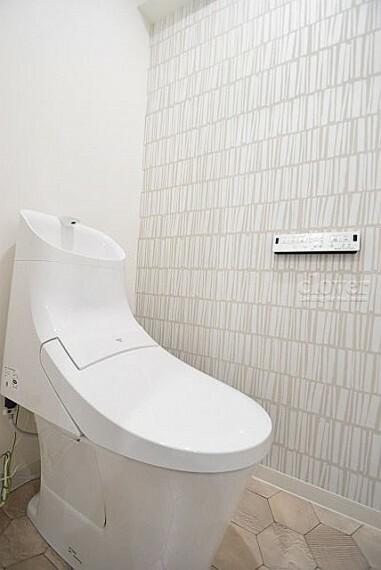 トイレ トイレ 温水洗浄便座付