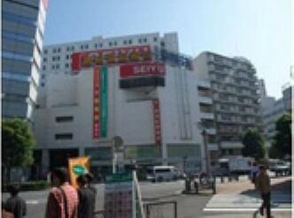 スーパー 【スーパー】西友 大森店まで285m