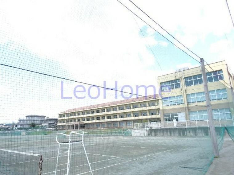 中学校 【中学校】高崎市立 箕郷中学校まで1285m