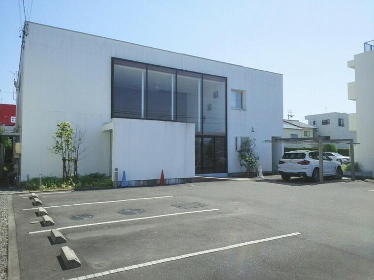 病院 【皮膚科】藤枝クリニックまで1112m