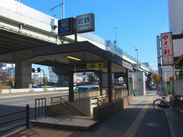 長田駅(近鉄 けいはんな線)