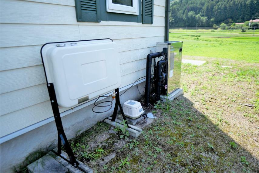 発電・温水設備 石油給湯機器