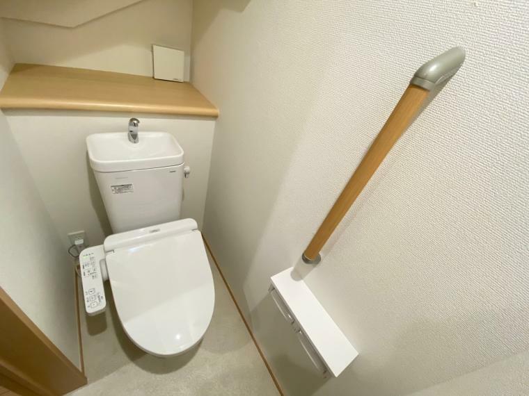 トイレ ウォシュレット機能搭載トイレ