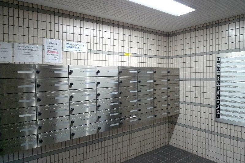 郵便受け 集合ポスト