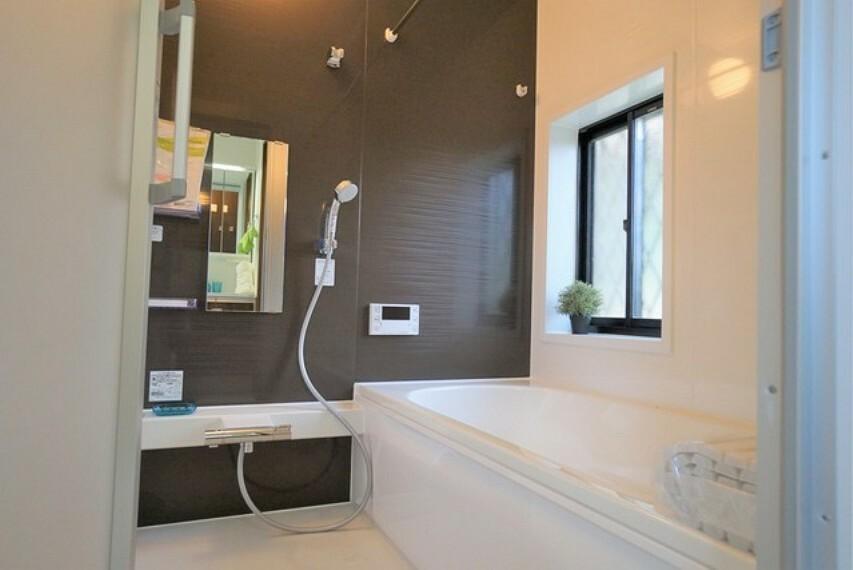 浴室 ゆっくりできる浴槽