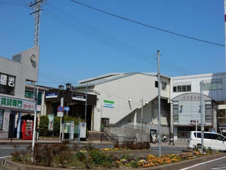 京成志津駅1680m
