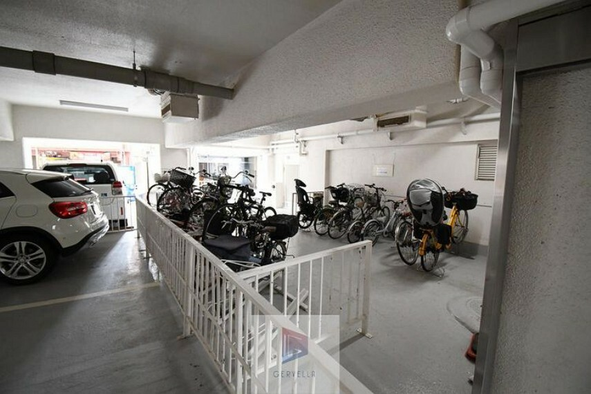 敷地内駐車場 駐車場