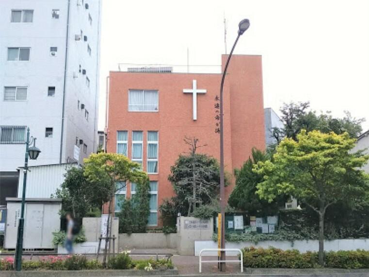 幼稚園・保育園 【幼稚園】大森ルーテル幼稚園まで560m