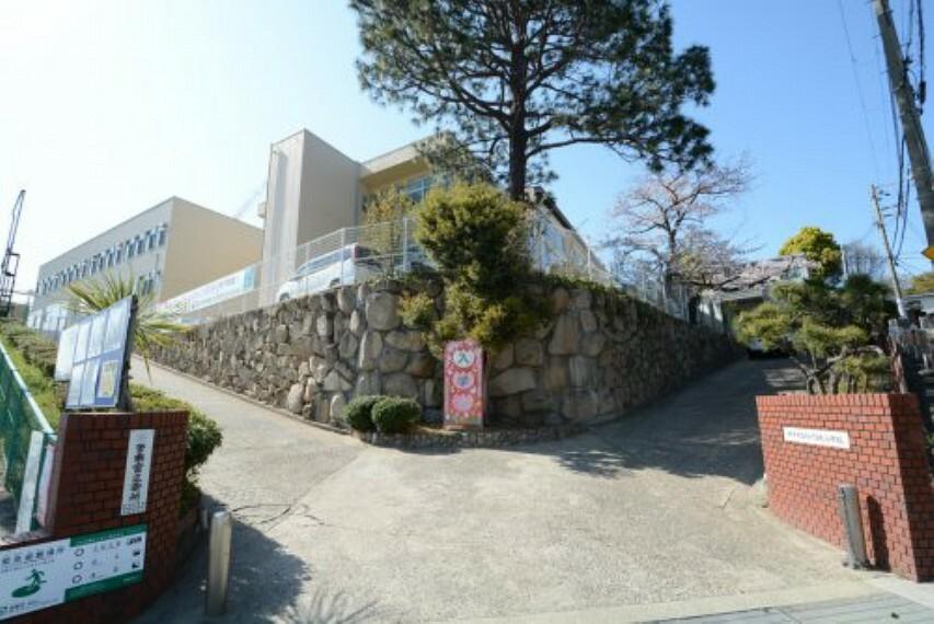 小学校 【小学校】神戸市立御影北小学校まで687m