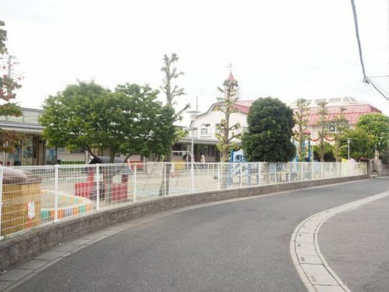 幼稚園・保育園 【幼稚園】久喜あおば幼稚園まで632m