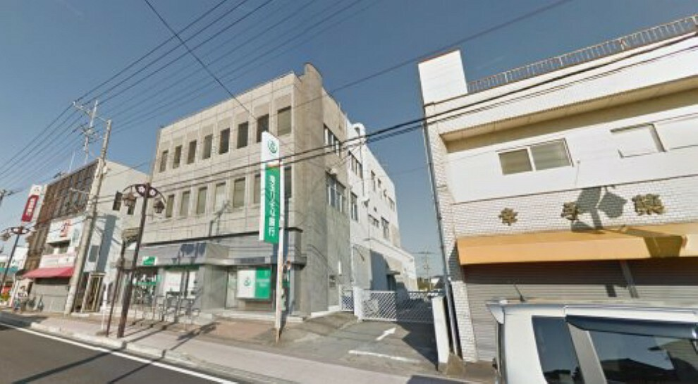 銀行 【銀行】埼玉りそな銀行 幸手支店まで1370m