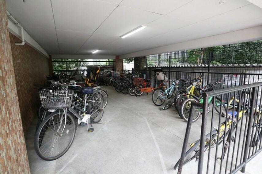 駐輪場 駐輪場完備(空き状況についてはお問い合わせください)
