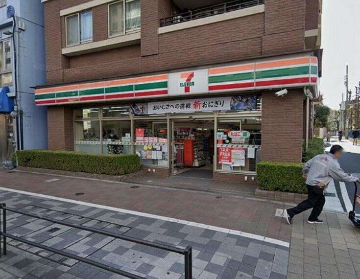 コンビニ セブン-イレブン 白金台駅前店