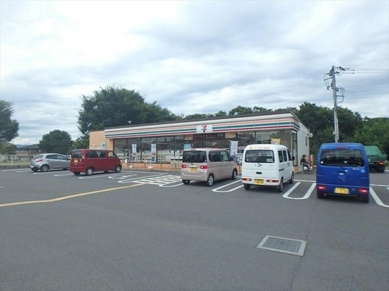 コンビニ セブンイレブン川越西笠幡店