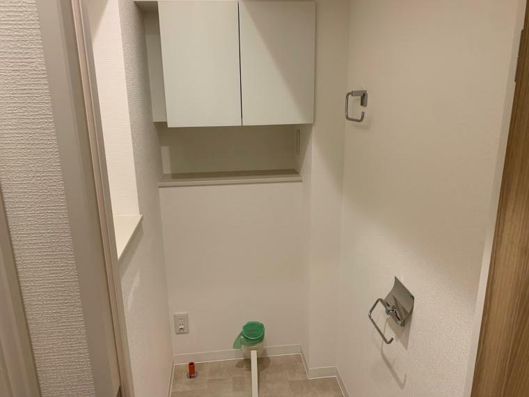 トイレ 2021/9/30撮影 工事中 10/1完成
