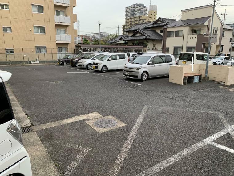 駐車場 2021/9/30撮影