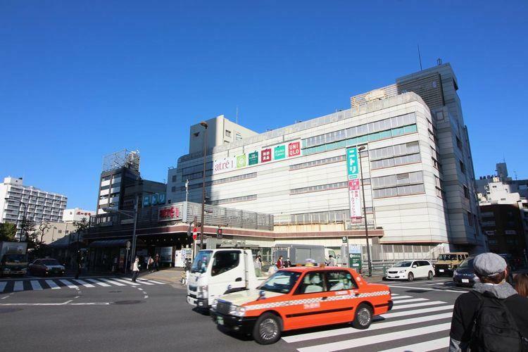 目黒駅(JR 山手線) 徒歩18分。