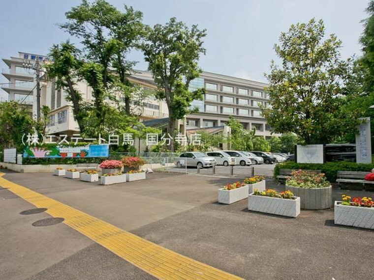 病院 日野市立病院