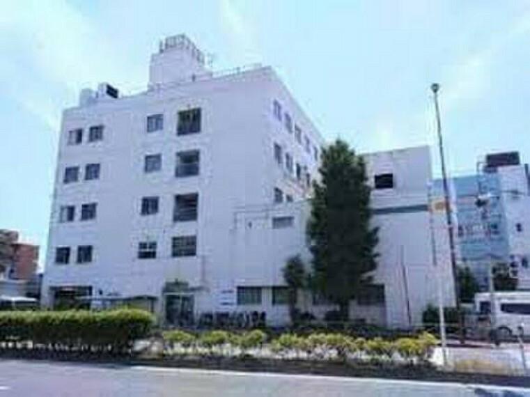 病院 医療法人社団メドビュー東京ちどり病院まで169m 「地域に根ざした医療機関」