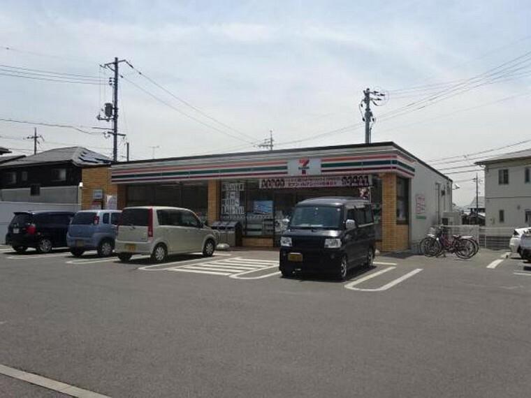 コンビニ セブンイレブン倉敷西阿知東店