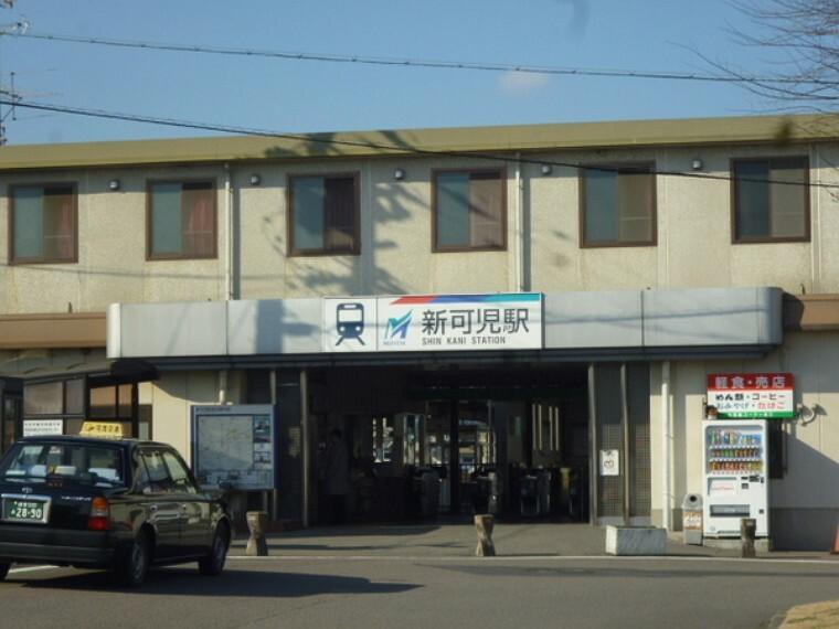 新可児駅(名鉄 広見線)