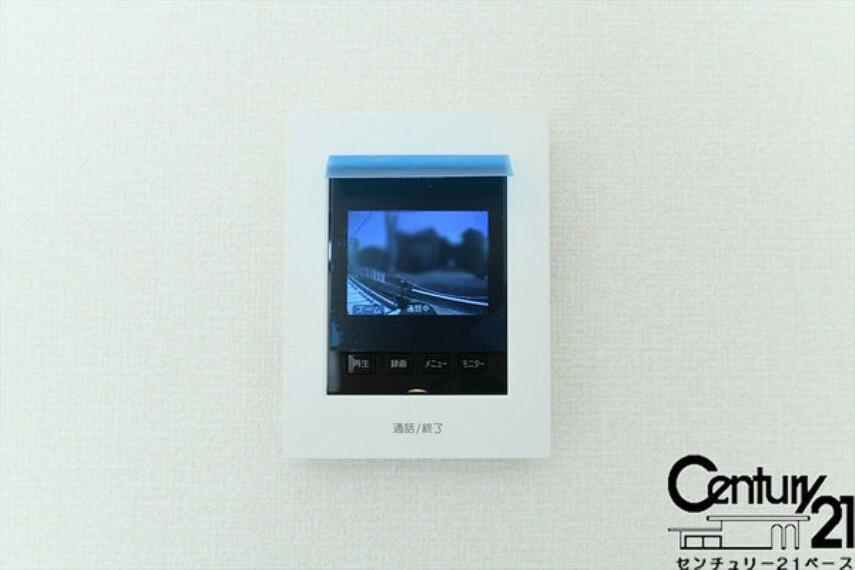 同仕様写真(内観) ■TVモニター付きインターホンで防犯対策もバッチリ!来客も一目でわかり安心です!■