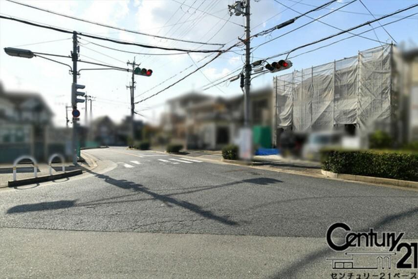 現況写真 ■現地撮影写真■JR『高井田駅』まで徒歩4分の便利な立地です!