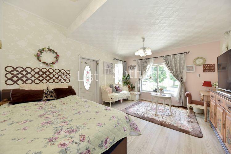 子供部屋 ゲストルームとしてもご利用可能な洋室