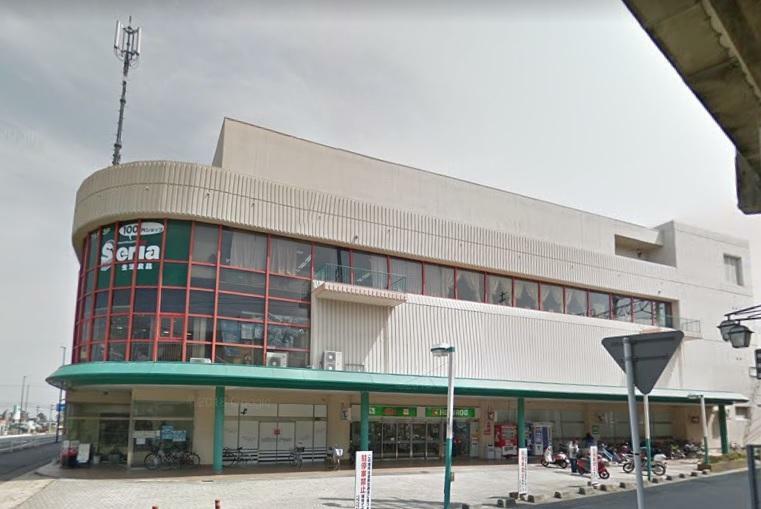 ショッピングセンター 平和堂和邇店