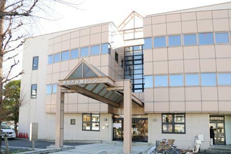 役所 草加市役所 保健センター 埼玉県草加市中央1丁目5-22