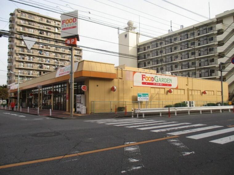 スーパー フードガーデン櫛引町店 営業時間 9:00~21:45