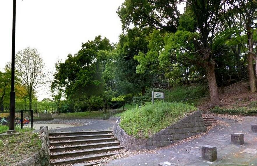 公園 【公園】赤坂緑地まで792m