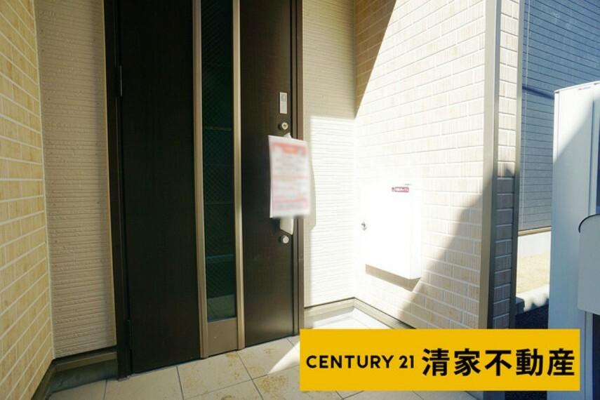 現況写真 4号棟:名鉄犬山線犬山駅まで徒歩約9分!(2021年09月撮影)