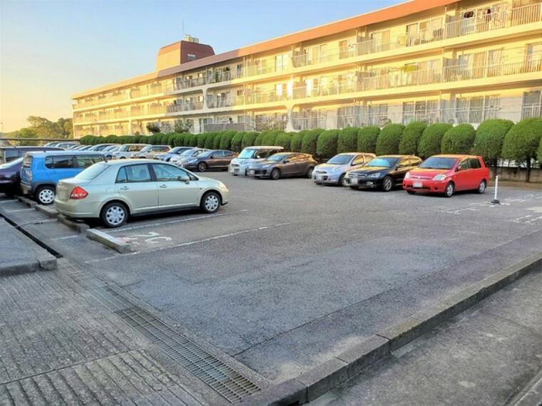 敷地内駐車場 平置き駐車場(現在空き無し)