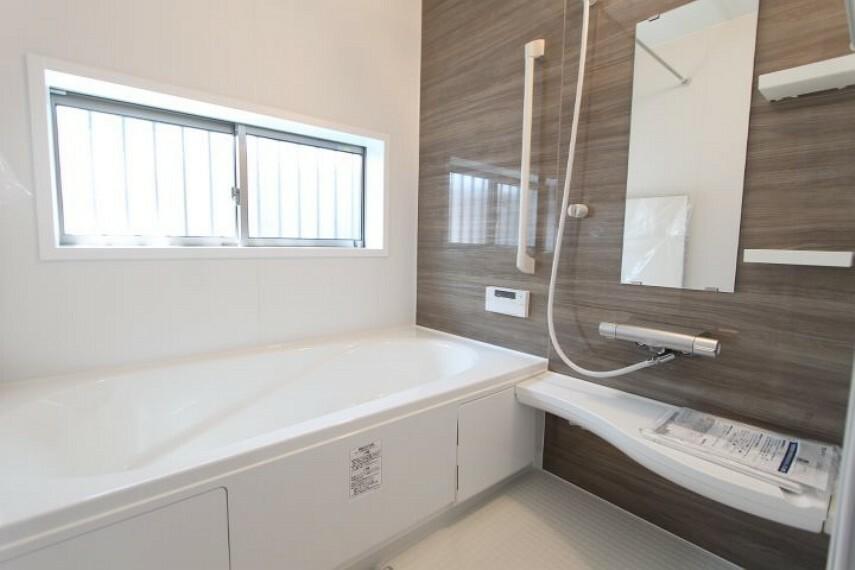 浴室 ゆったりとくつろぐことのできるバスタブです