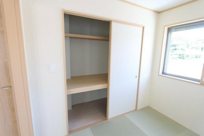 収納 和室の収納
