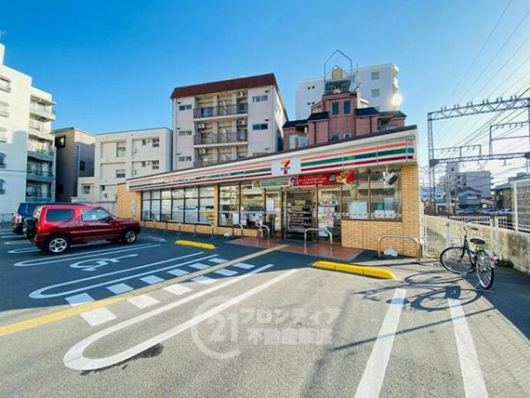 コンビニ セブンイレブン 奈良西大寺本町店