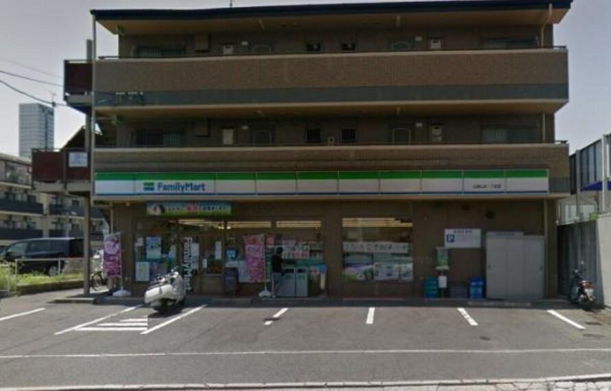 コンビニ ファミリーマート 広島山本一丁目店