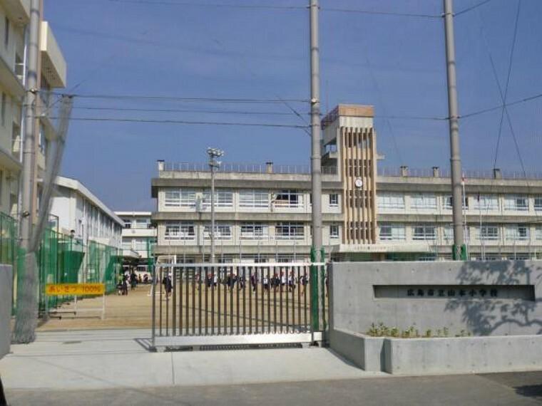 小学校 広島市立山本小学校