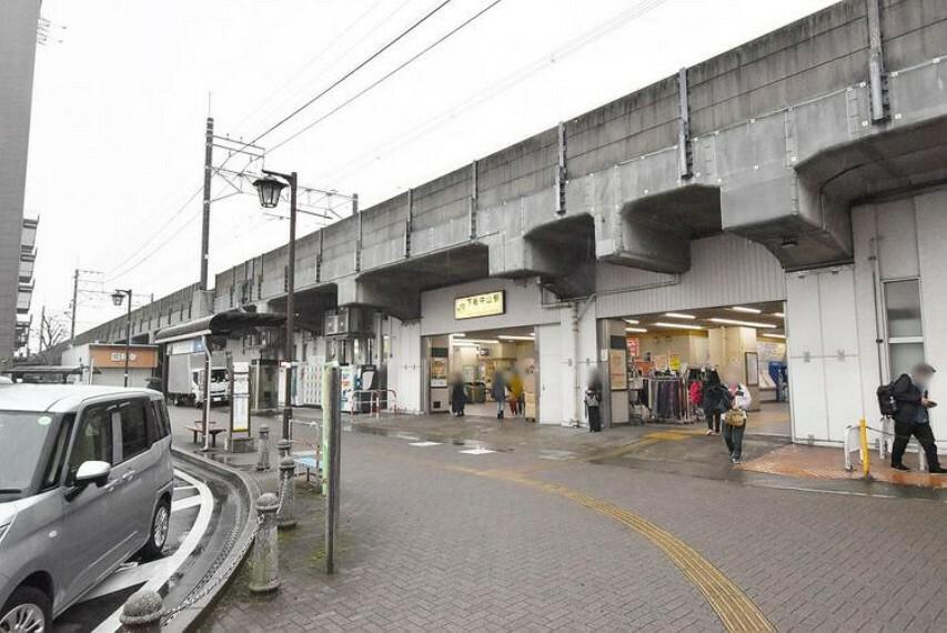 下総中山駅(JR 総武本線) 徒歩16分。
