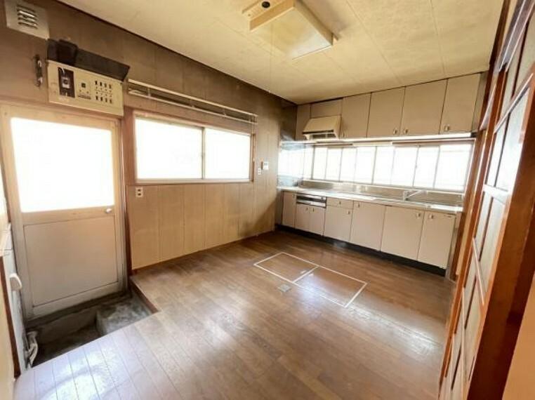 キッチン 【リフォーム前】