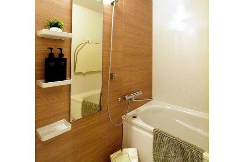 浴室 きれいなお風呂で快適なバスタイムを楽しんで頂けます。