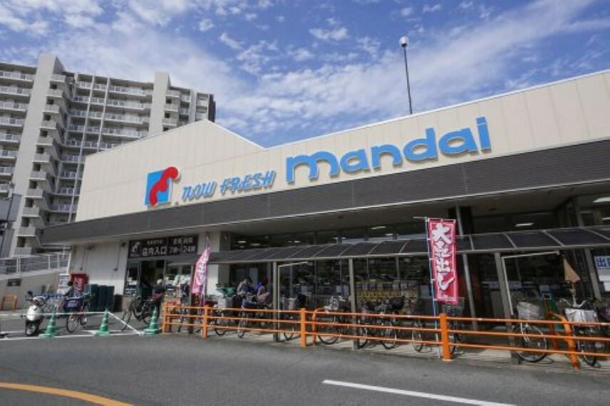 スーパー 【スーパー】万代和泉府中店まで190m