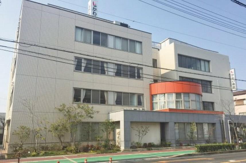 病院 【総合病院】かわい病院まで810m