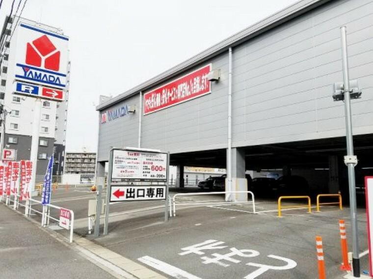 【家電製品】ヤマダ電機テックランド福間駅前店まで442m