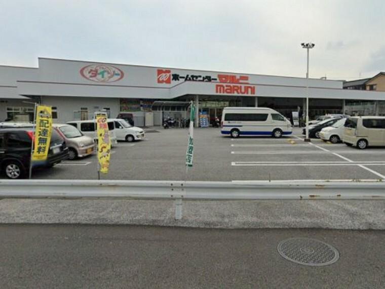 ホームセンター 【ホームセンター】マルニ十津店まで960m