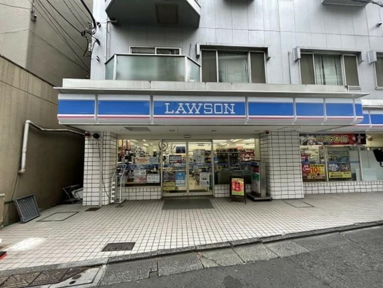 コンビニ ローソン渋谷鶯谷町店 約400m