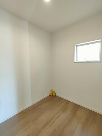 収納 2階にある納戸