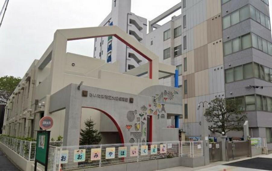 幼稚園・保育園 大宮保育園550m